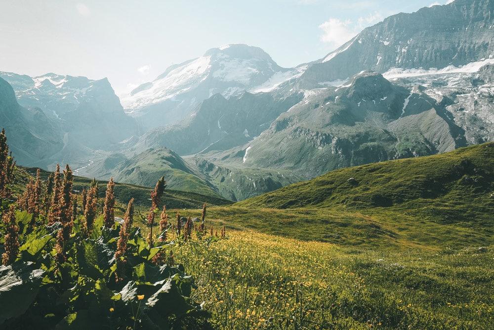rando Grande Casse glacier Épena Vanoise