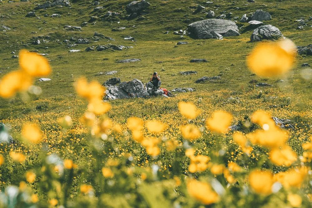 randonnée facile avec enfant Vanoise Tarentaise