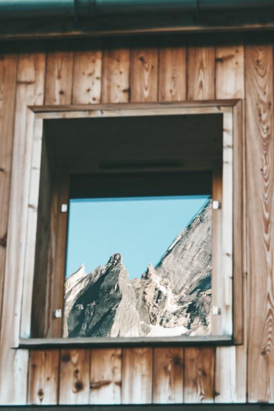 refuge de la Glière Laisonnay Vanoise