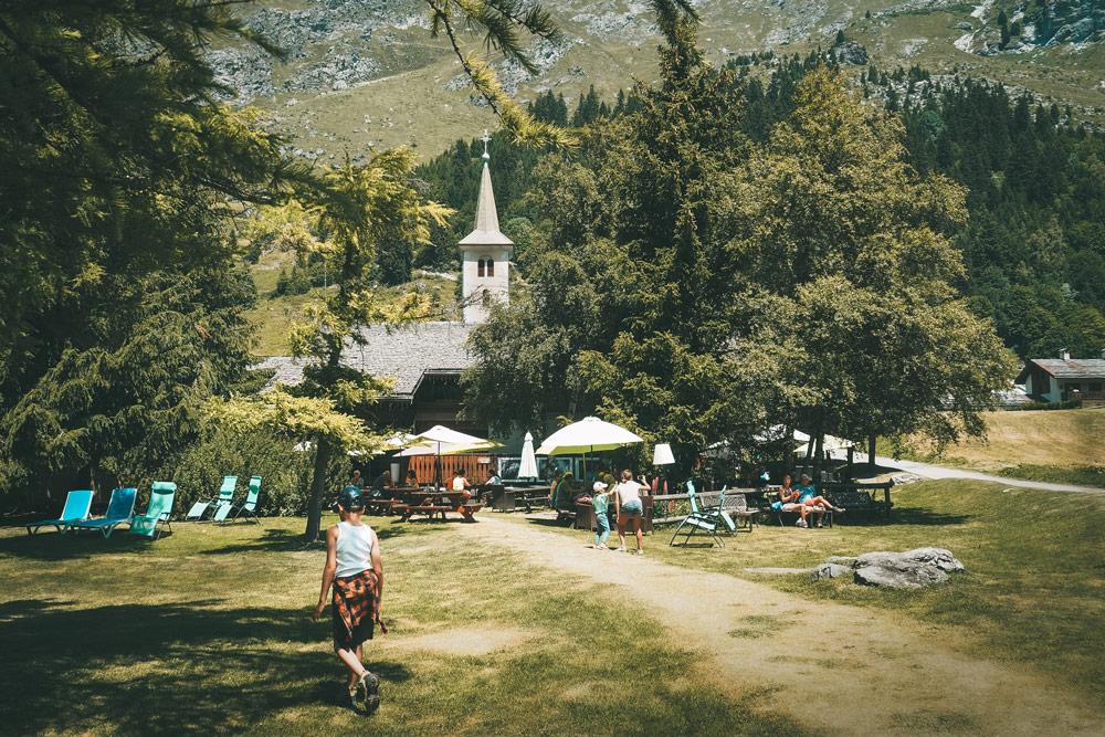 refuge du Bois Champagny-en-Vanoise