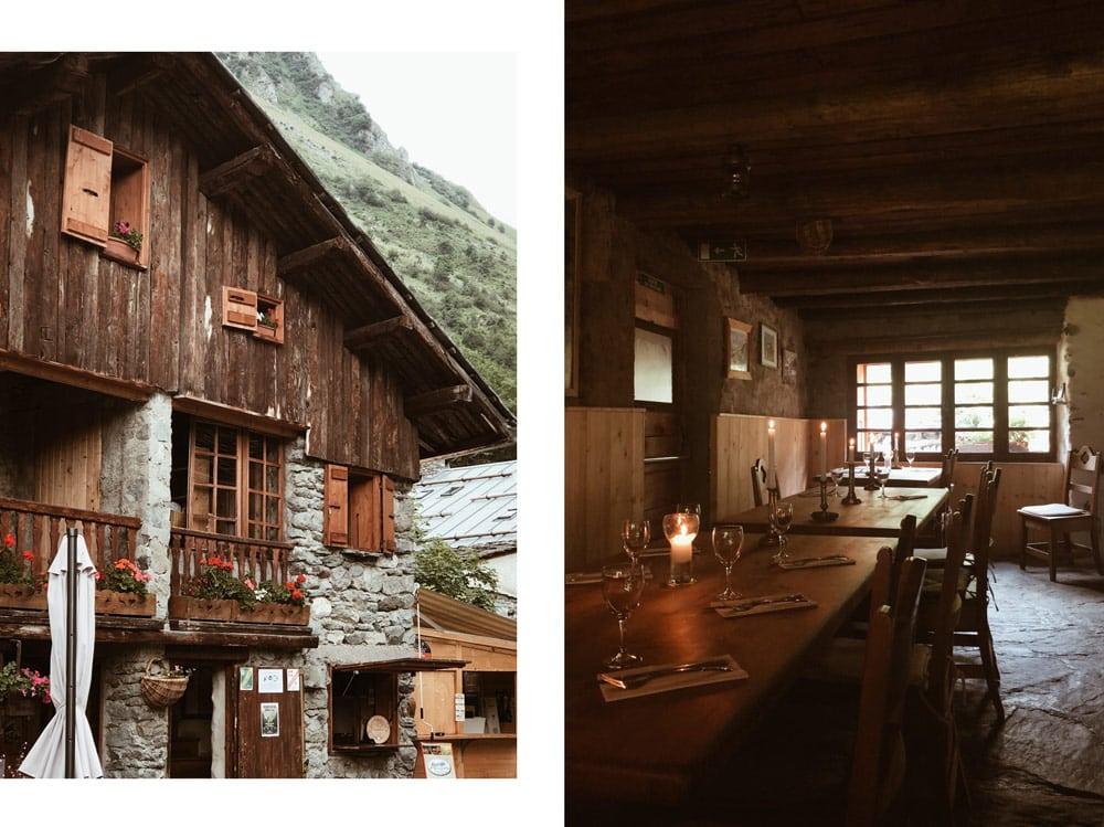 refuge du Laisonnay Haut Vanoise