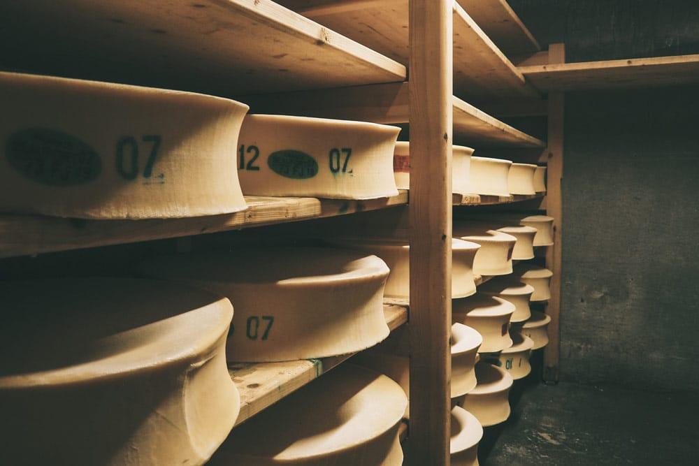 visiter une fabrique de Beaufort La Plagne