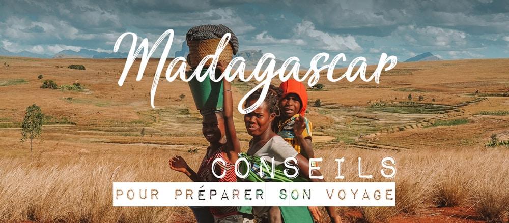 voyage organisé Madagascar préparer son départ