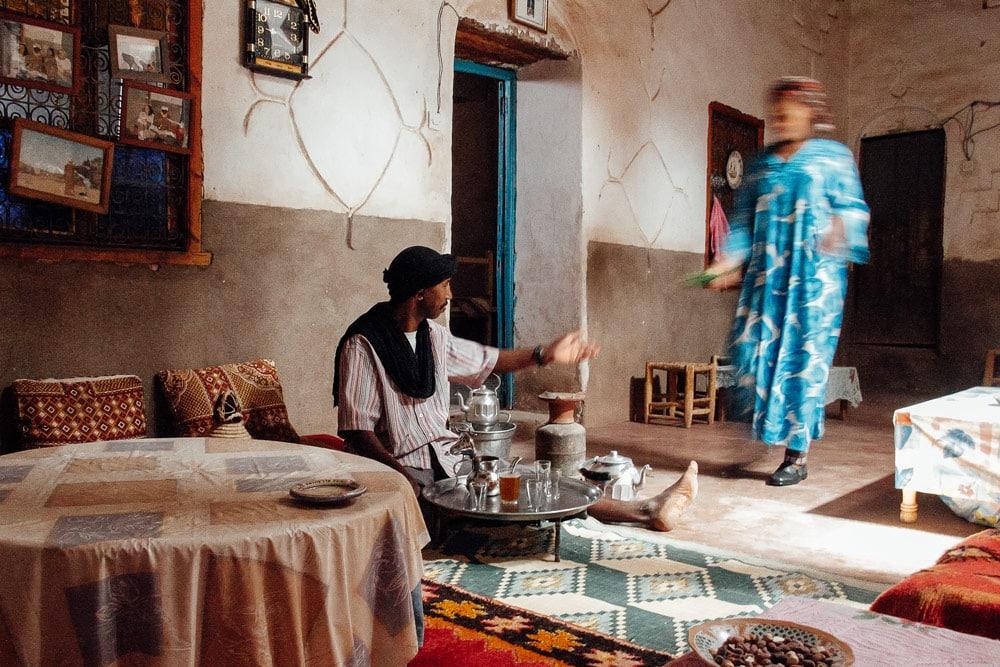 comment sont les marocains préparer son voyage au Maroc