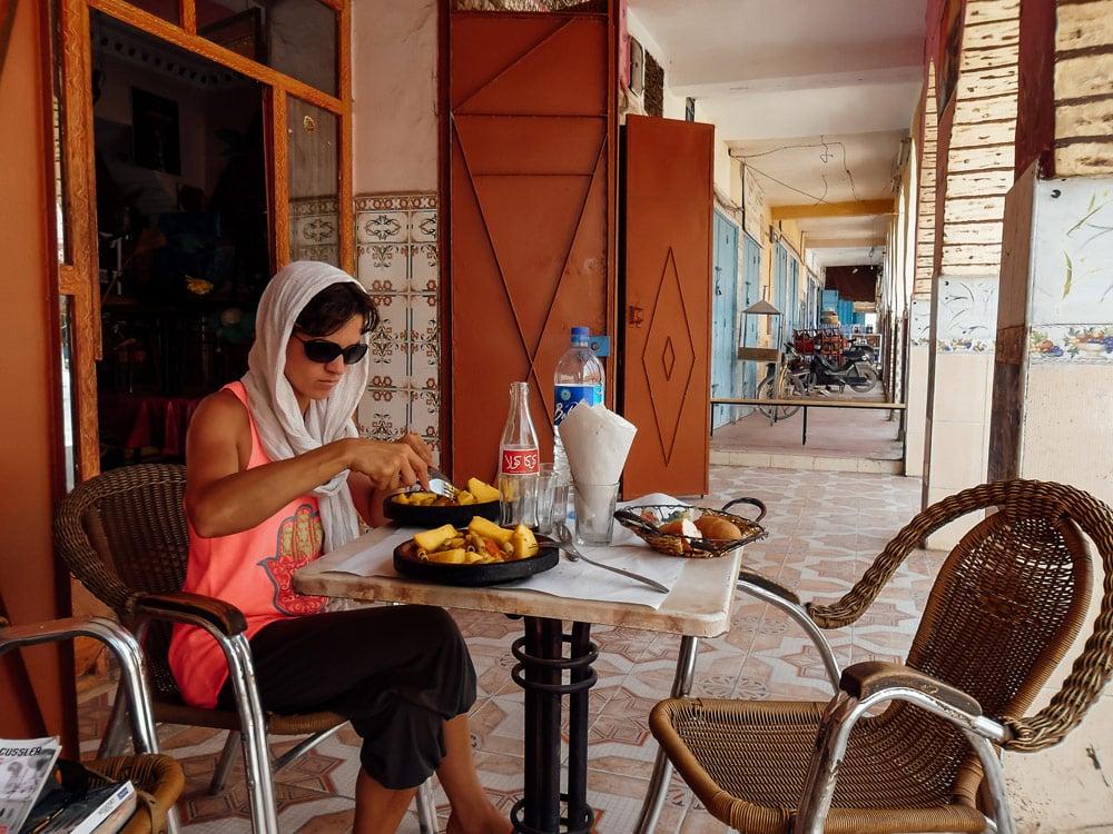 conseils risques santé Maroc tourista vaccins