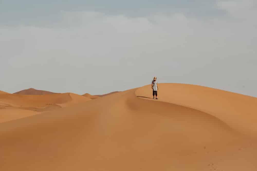 préparer son voyage au Maroc désert marocain