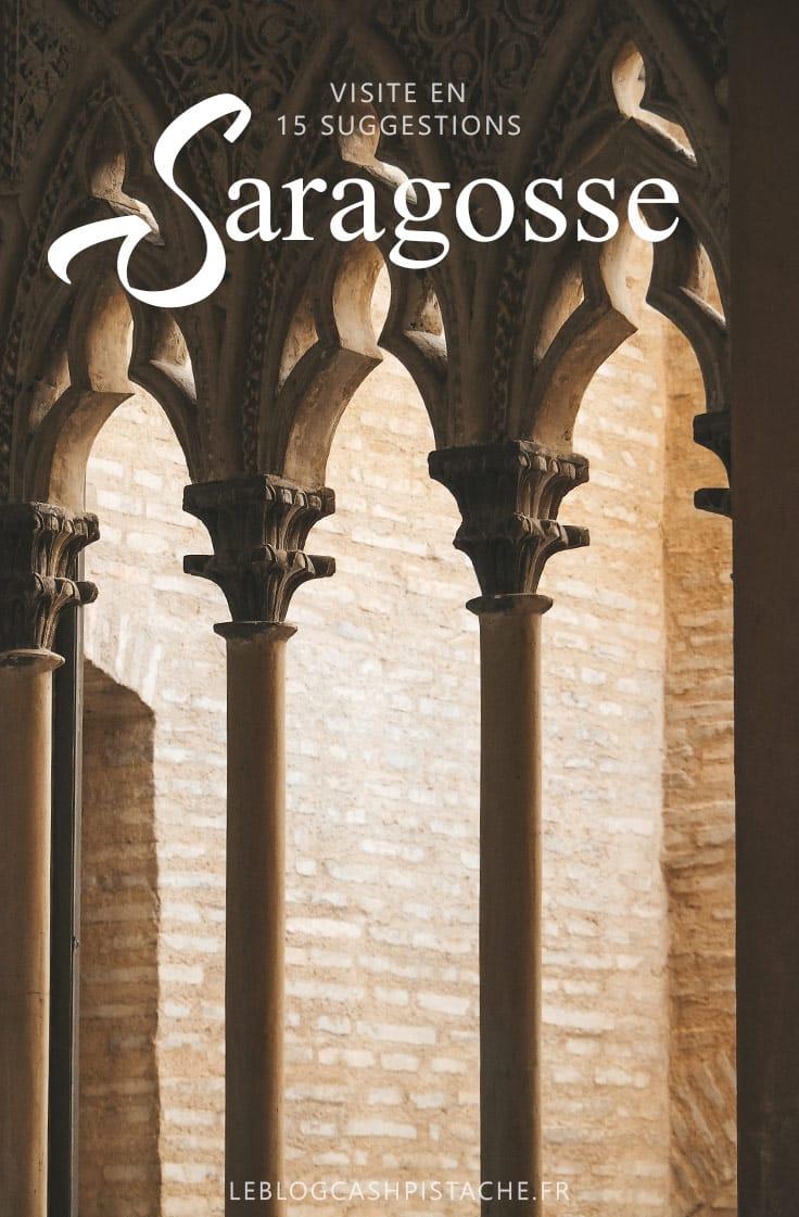 15 incontournables de Saragosse voyage
