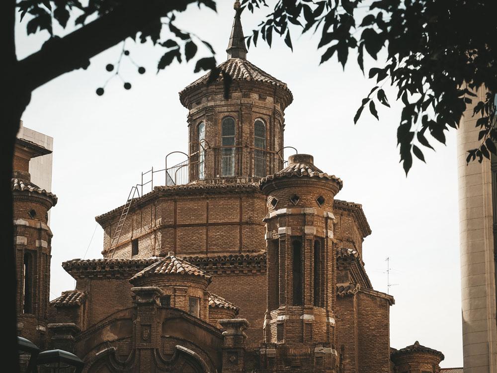 découvrir Saragosse vieille ville antique espagnole