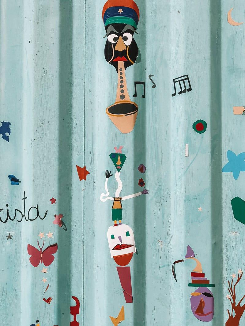 fête de rue Saragosse Street Art