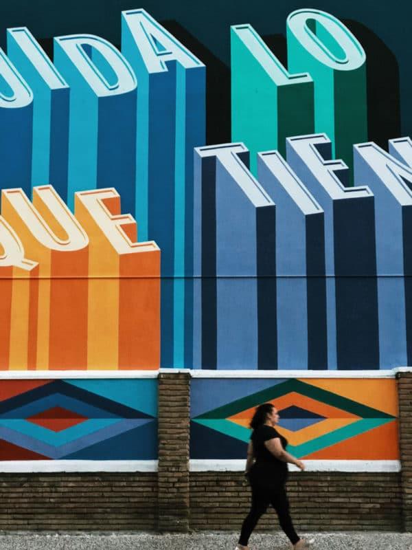 fresques murales Saragosse art urbain Asalto