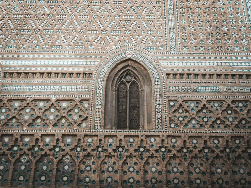 incontournables Saragosse voir mur Mudejar cathédrale