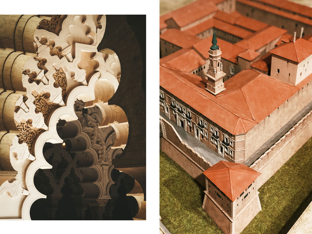 monument Saragosse à ne pas manquer palais