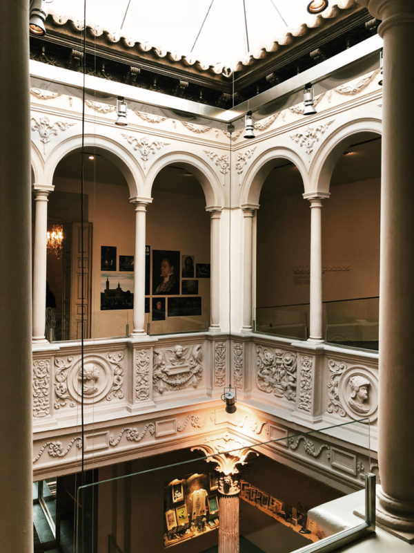 musée Goya Saragosse palais Pardo