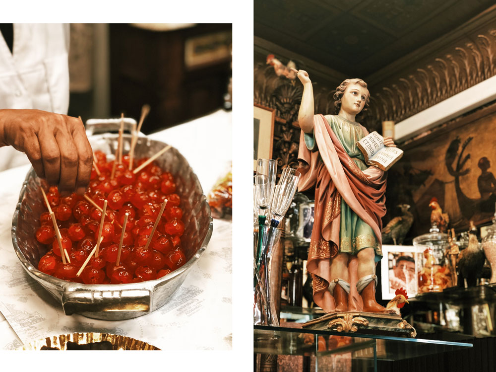 où manger des frutas de Aragon Saragosse