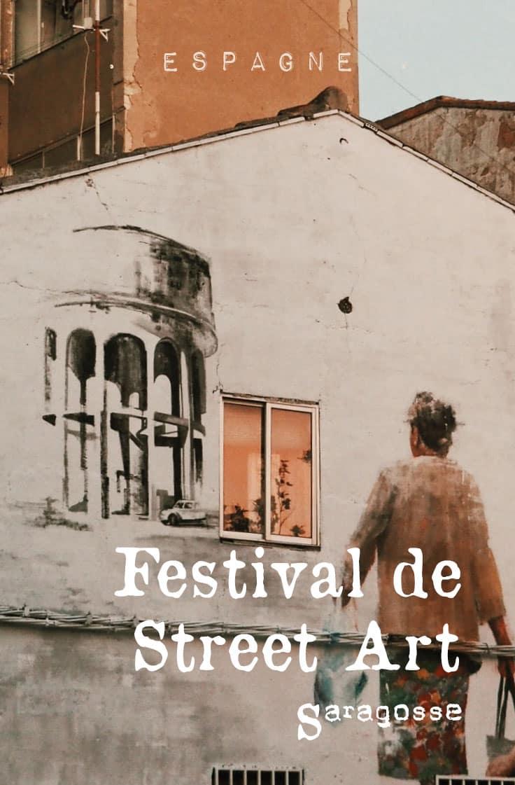 où se trouve le festival Street Art Espagne ?