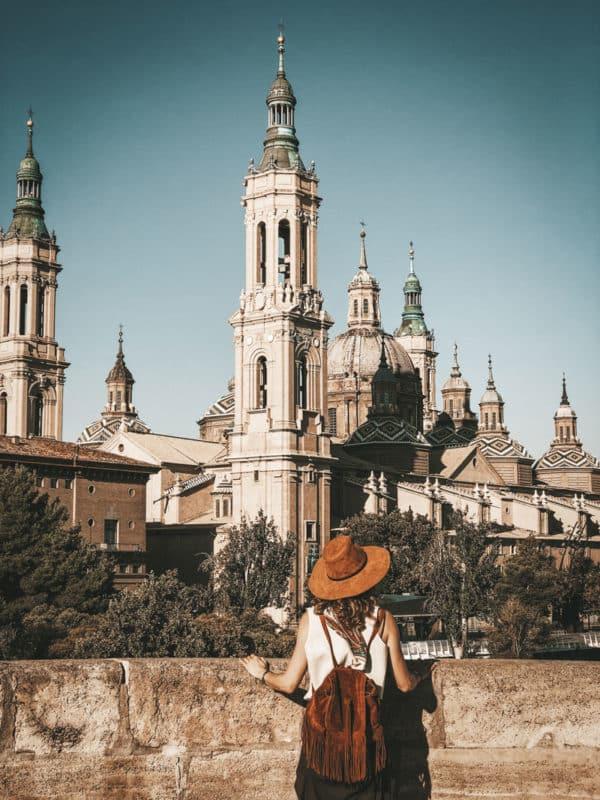 où voir la basilique du Pilar pour prendre la meilleure photo