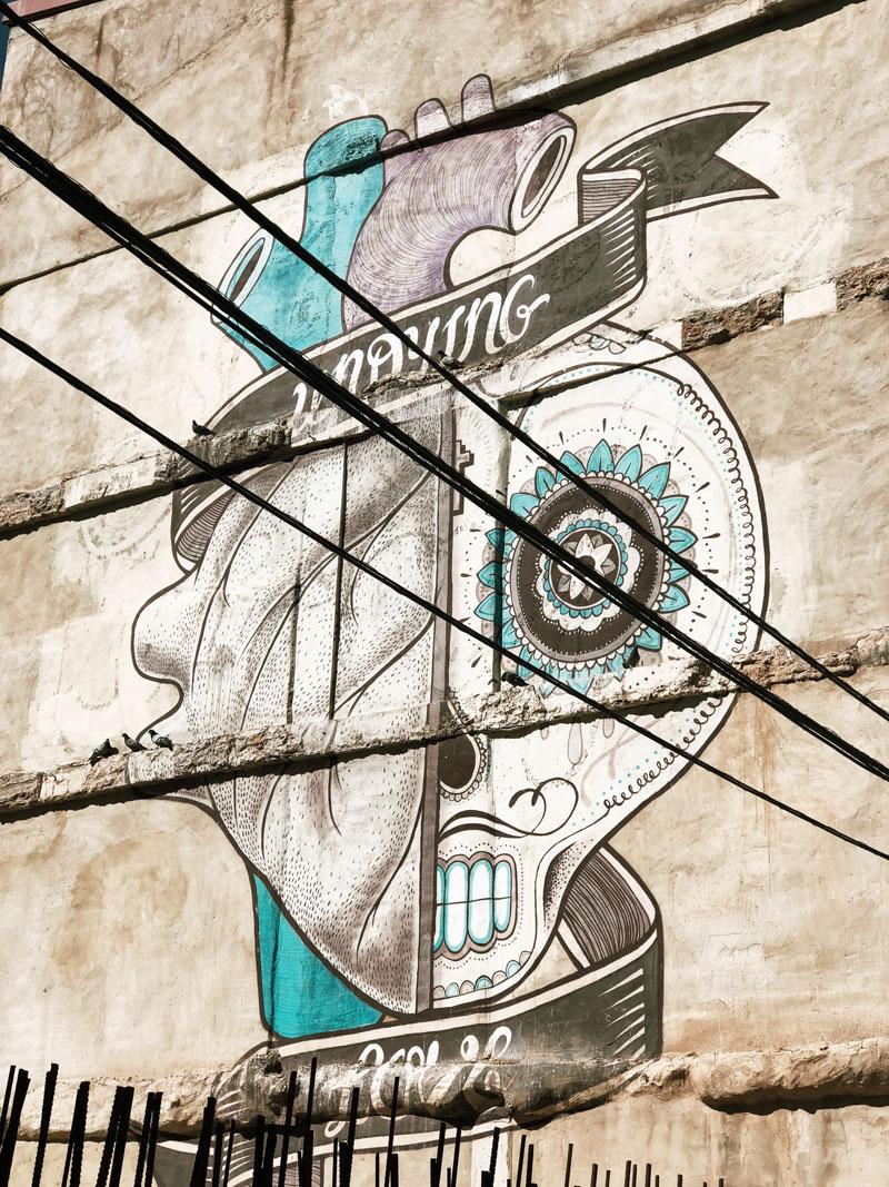 où voir Street Art à Saragosse ?