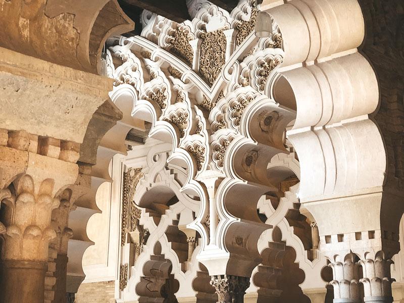 palais Espagne à faire absolument classé UNESCO