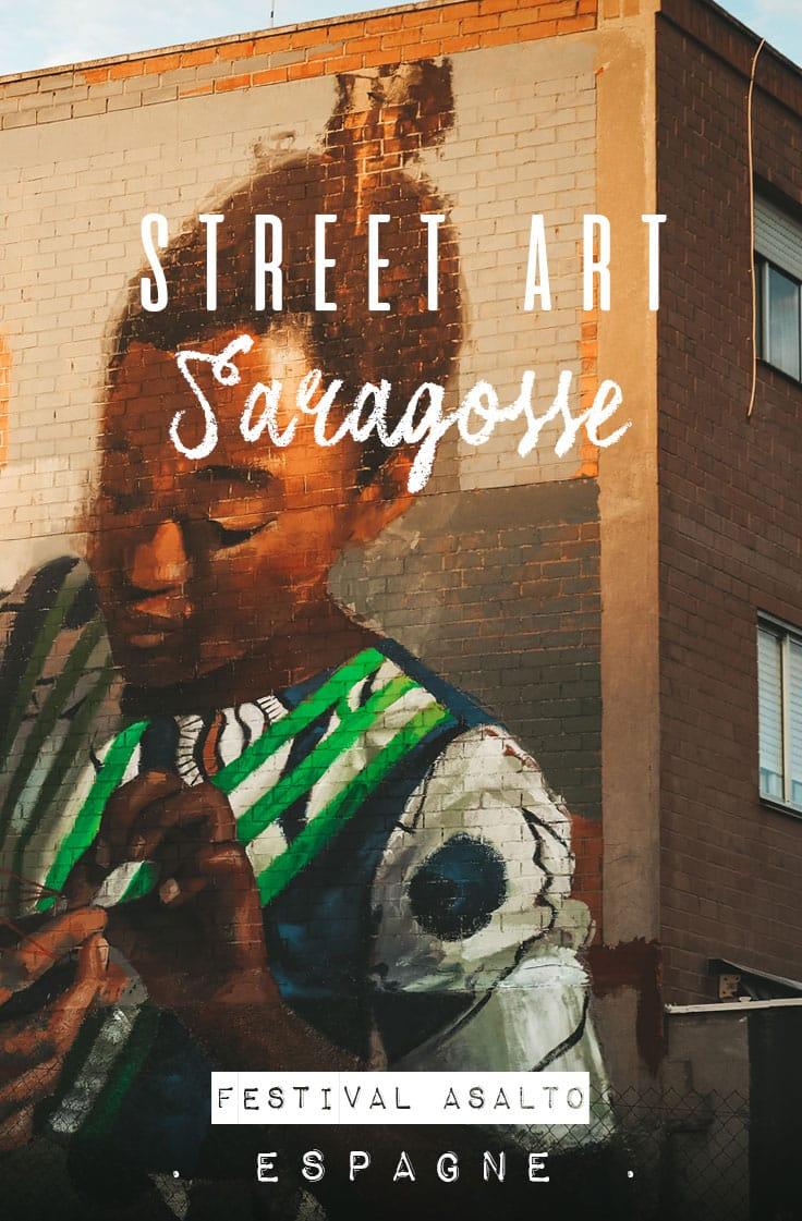quand voir festival street art Saragosse ?