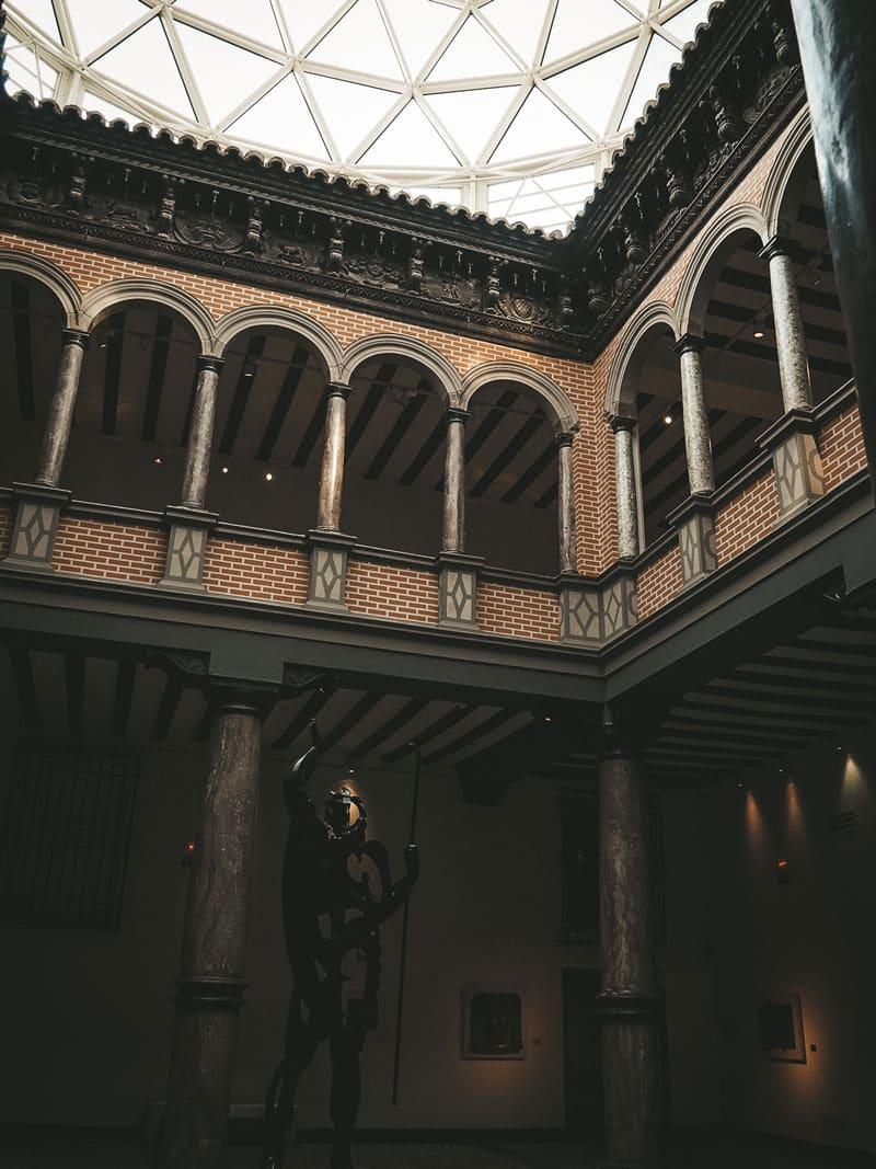 que faire à Saragosse visiter musée Pablo Gargallo