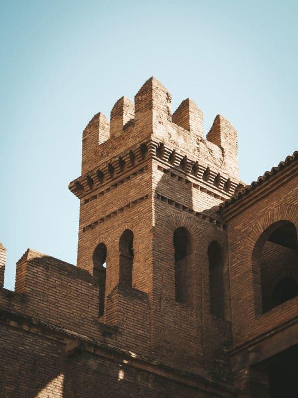 visiter Aljaferia palais musulman de Saragosse