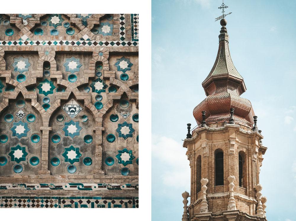 visiter cathédrale Saragosse fêtes du Pilar