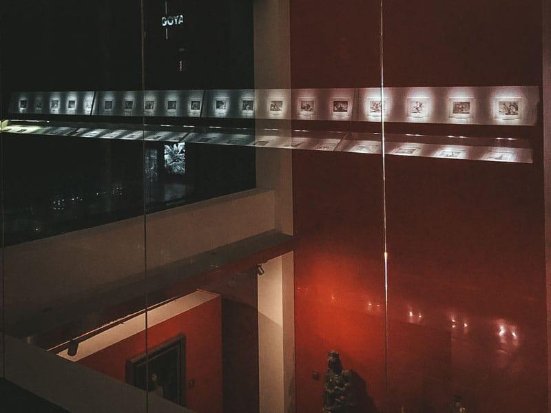 visiter musée Goya Saragosse