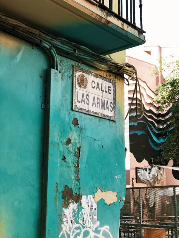 visiter quartier fête Las Armas Saragosse Espagne