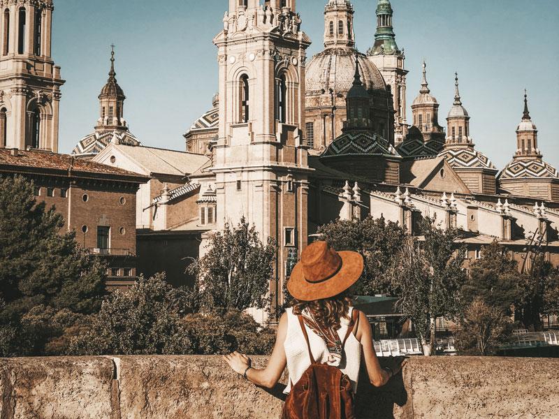 week end à Saragosse fêtes du Pilar