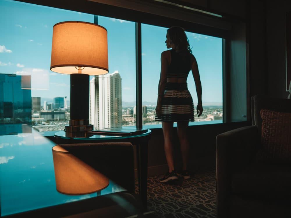 suite hôtel MGM Grand Las Vegas