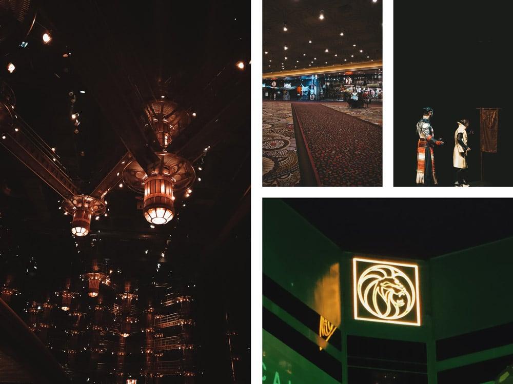 cirque spectacle Ka Las Vegas
