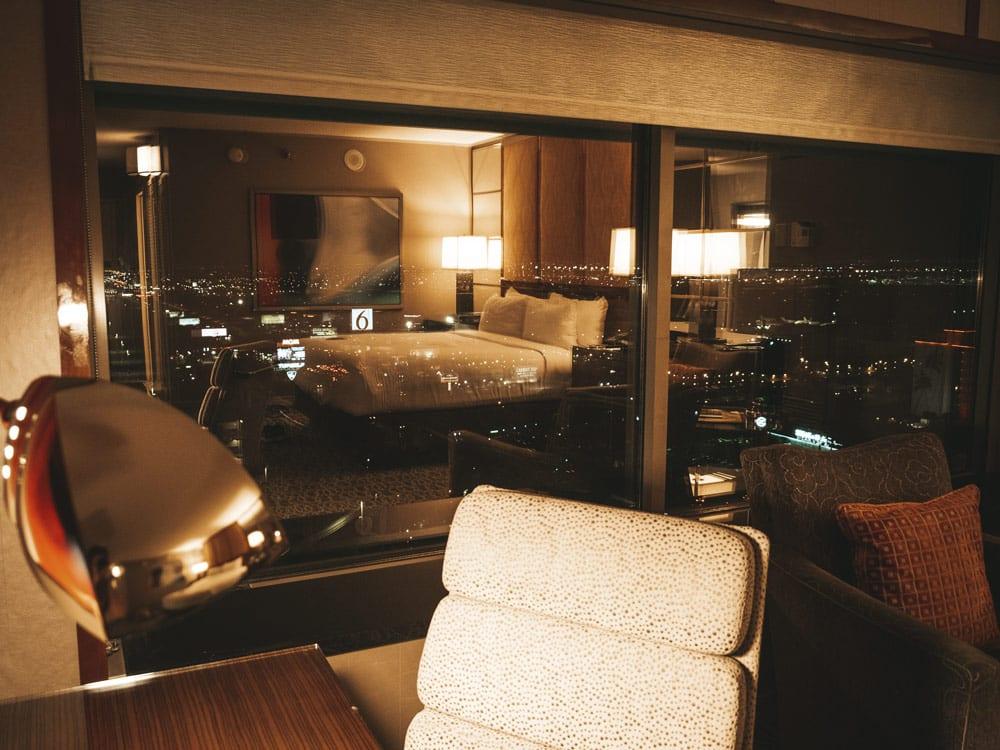 dormir sur le Strip Las Vegas pas cher