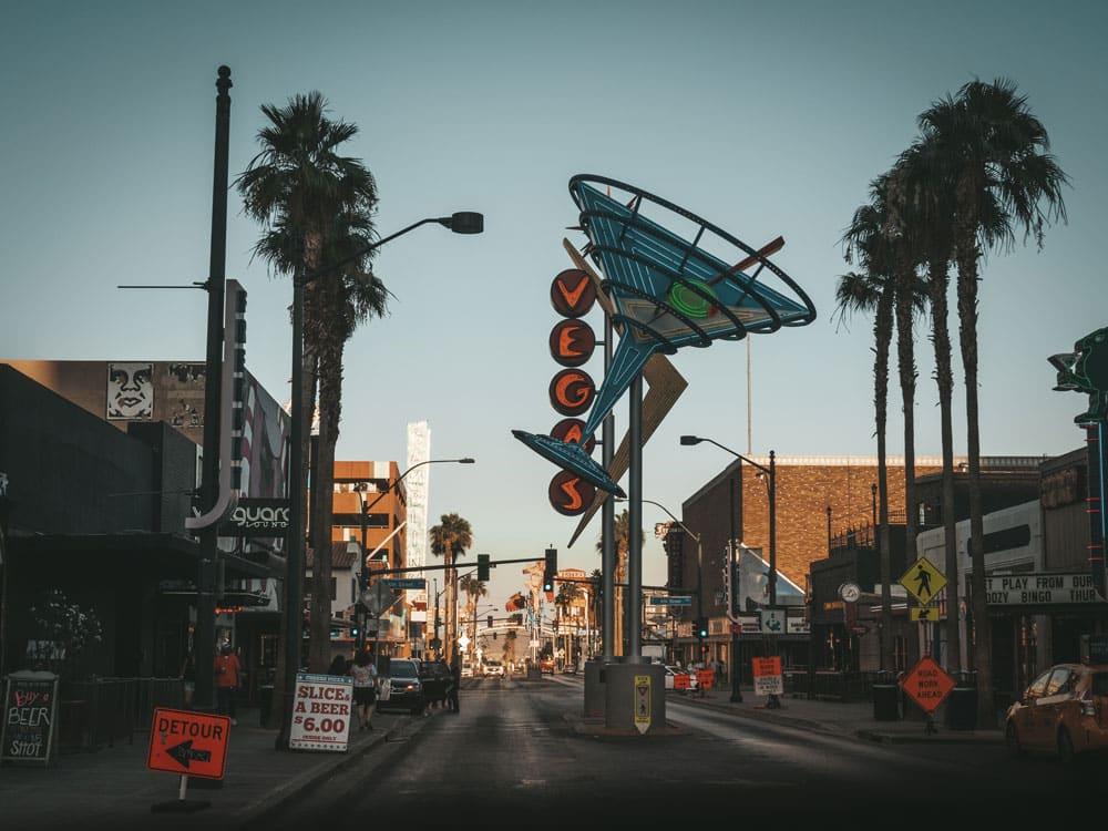 escale Las Vegas 24h que faire ?