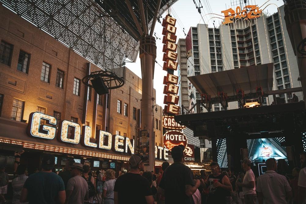 Golden Hotel visiter Las Vegas