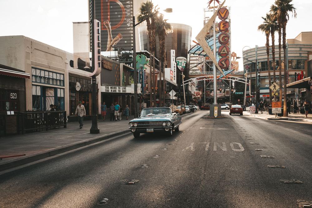 meilleures choses à faire voir Las Vegas