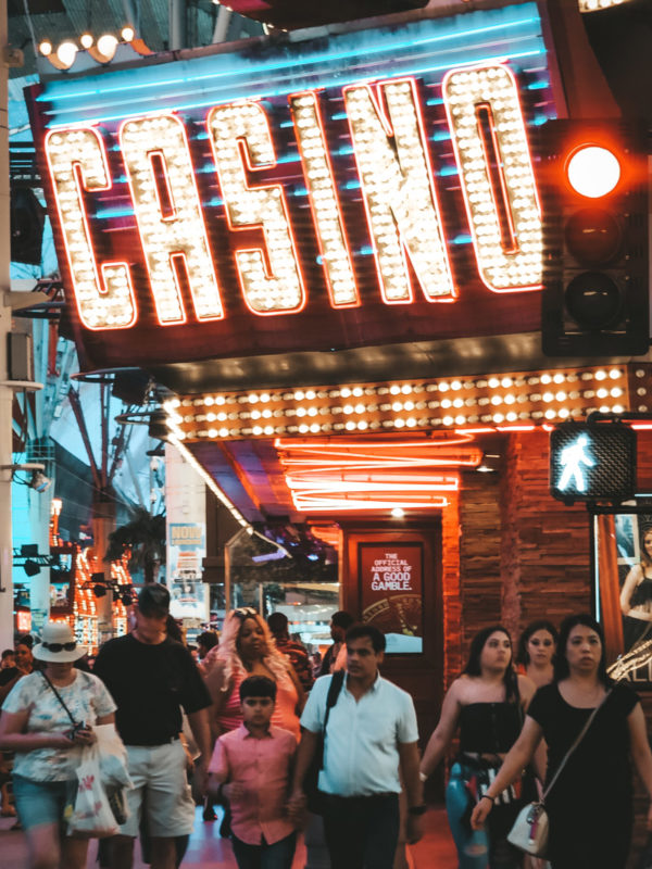 où jouer au casino Las Vegas ?
