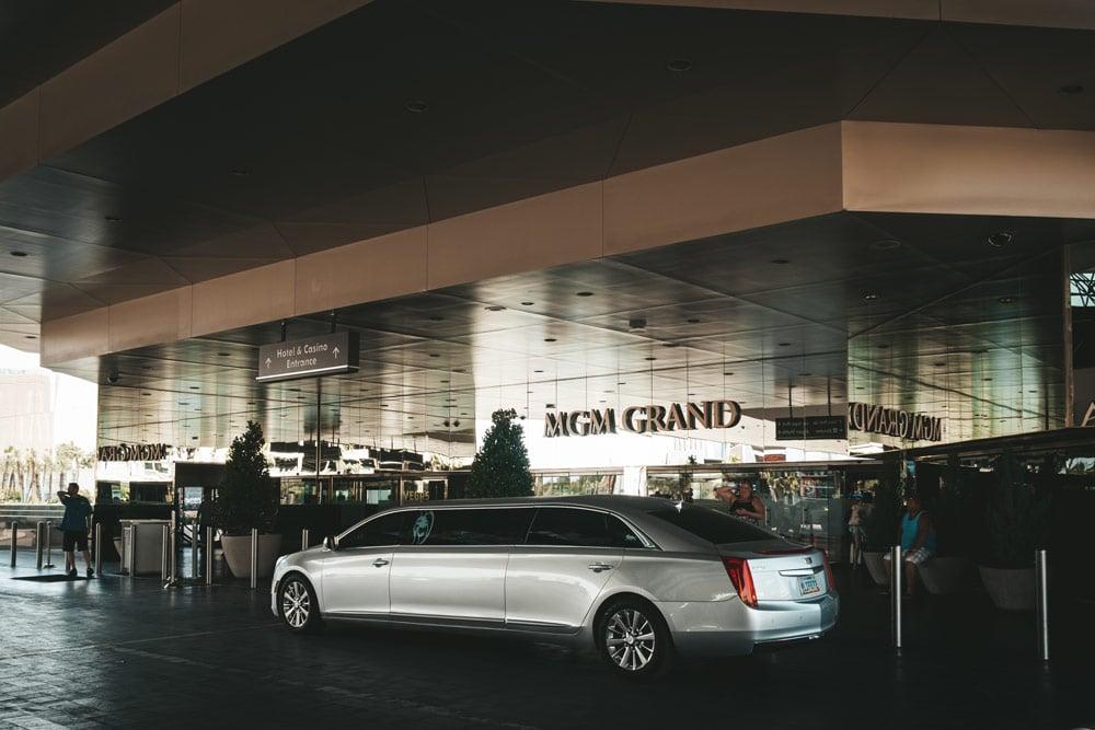 où se trouve MGM Grand Hotel ?