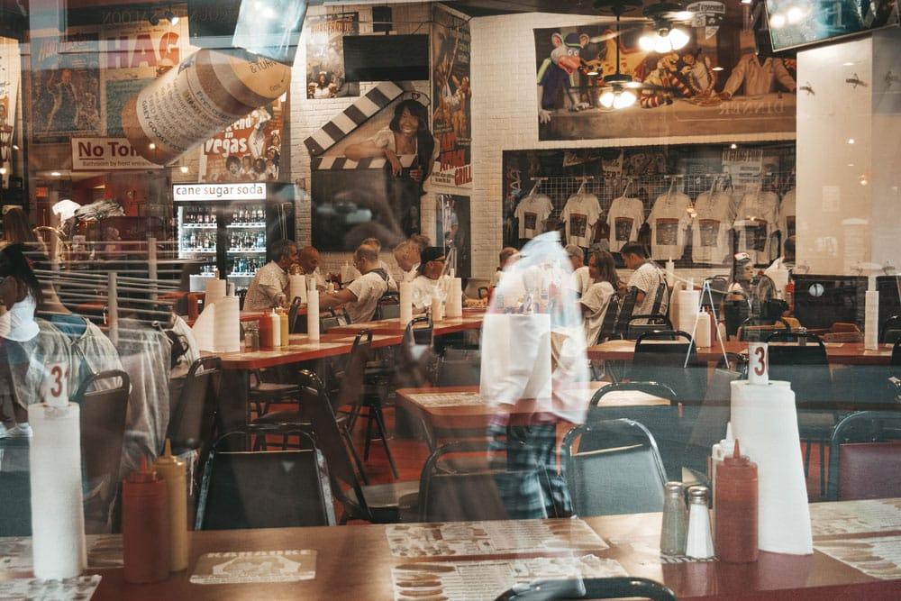 restaurant insolite Las Vegas
