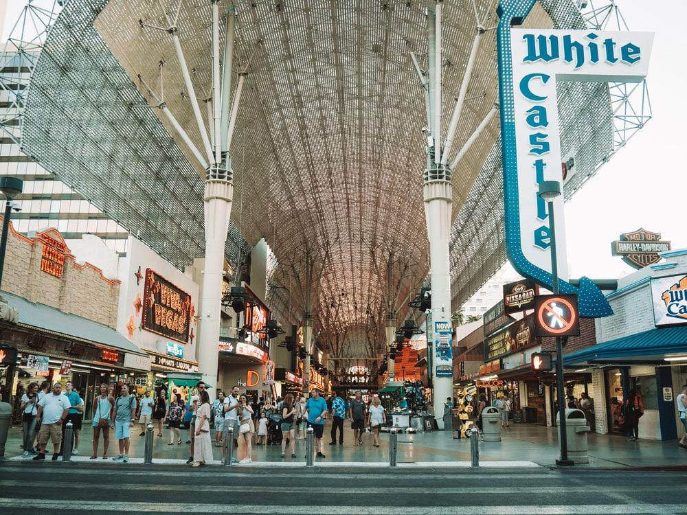 visite Freemont Street Las Vegas