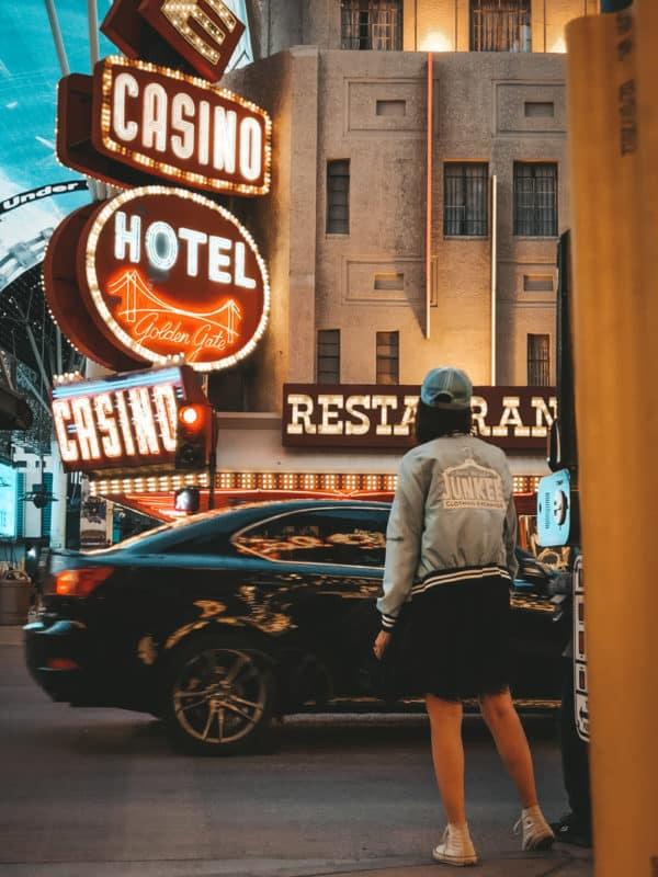 découvrir Las Vegas avec @natachabirds