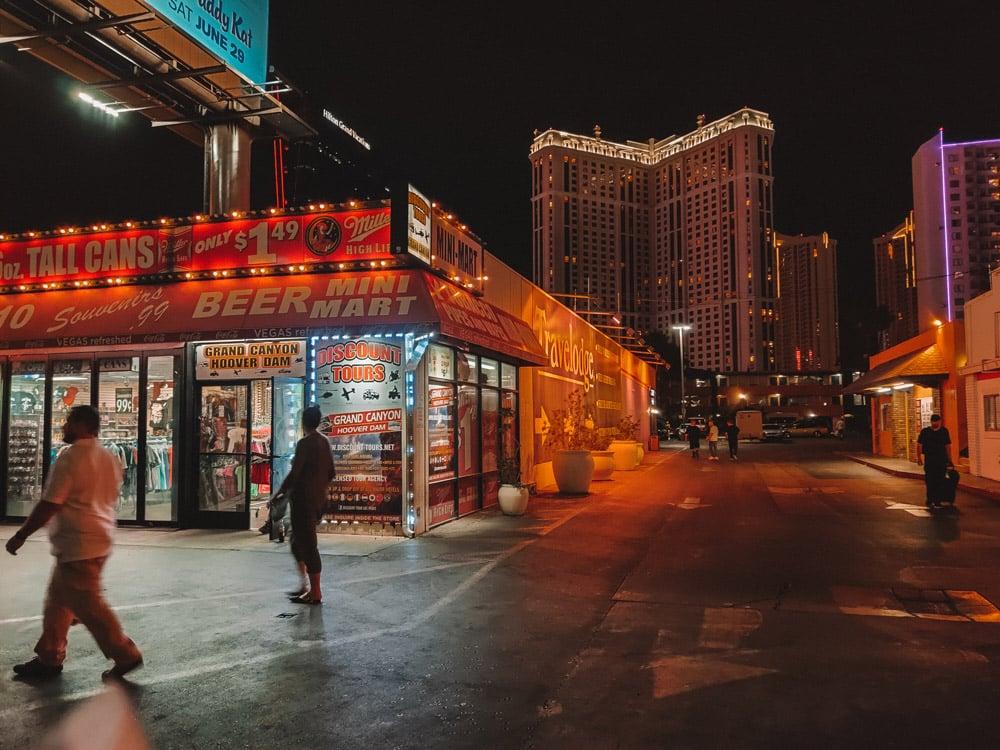 visiter Las Vegas nuit et jour