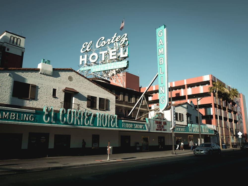 voir El Cortez Hotel Las Vegas