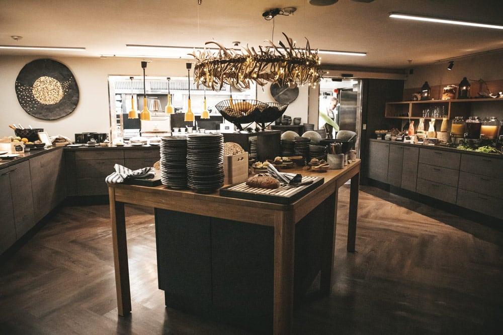 avis hotel Bulevardi cuisine