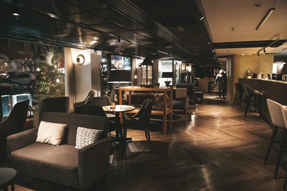 Bulevardi hotel Helsinki Finlande