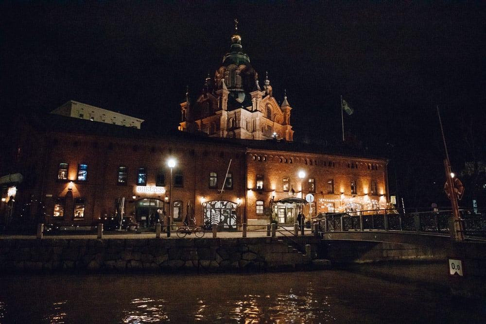 Uspenski que faire Helsinki
