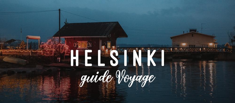 Idées de choses à voir et faire en voyage à Helsinki