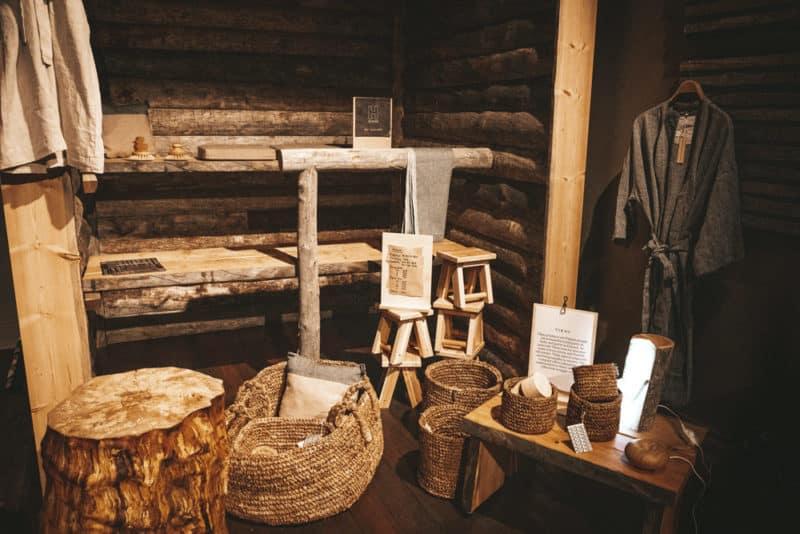 magasin tout pour le sauna Helsinki Metsa Skogen