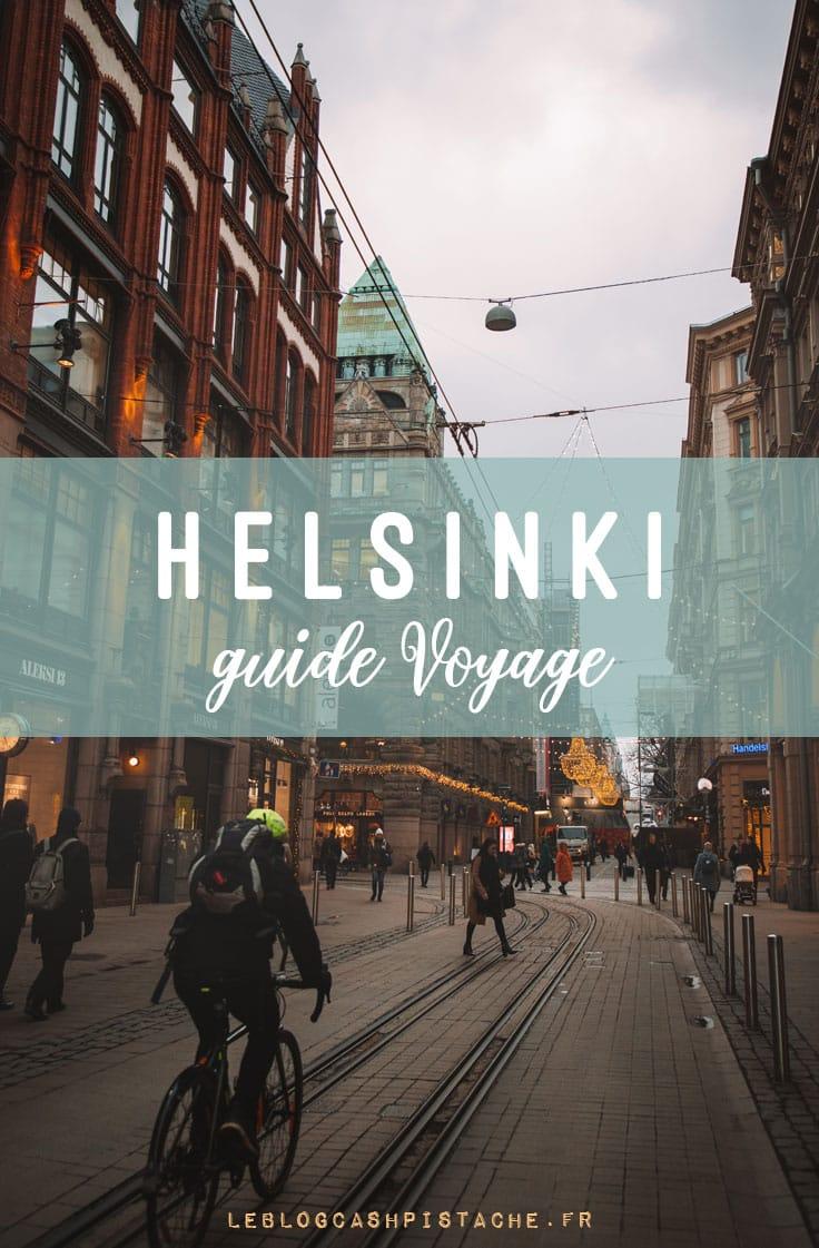 monuments touristiques voyage à Helsinki
