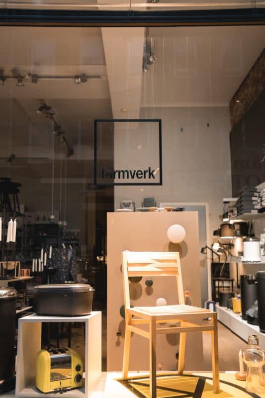 où acheter cadeau voyage Helsinki objet design