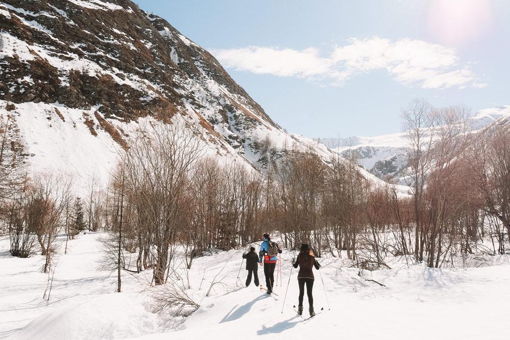 plus belles randonnées ski Champsaur